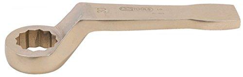 KS Tools 963.7841 BRONZEplus Schlag-Ringschlüssel gekröpft 50 mm