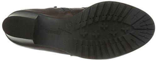 Damen D3177 teak Boots 25 Braun Chelsea teak Remonte P8dwx5A8