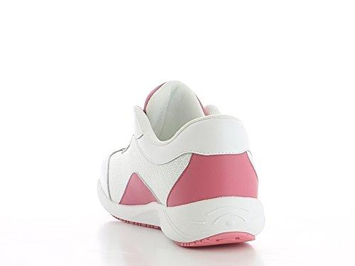 OXYPAS Ivy, chaussures sécurité femme Pink (Fux - Fuxia)