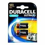 Ultra 123 - Kamerabatterie 2 x CR123A Li