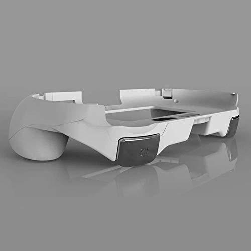 Preisvergleich Produktbild Gamepad Handgriff-Joystick-Schutzhülle Ständer Gamecontroller-Griffhalter mit L2 R2-Auslöser für Sony PS Vita 2000 - Weiß