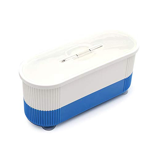 symboat Mini máquina de limpieza por ultrasonido de decapante para los gafas de Bijoux observe el uso de casa de viaje de negocios
