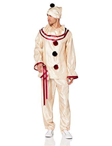 Horror Clown Adult Costume Medium