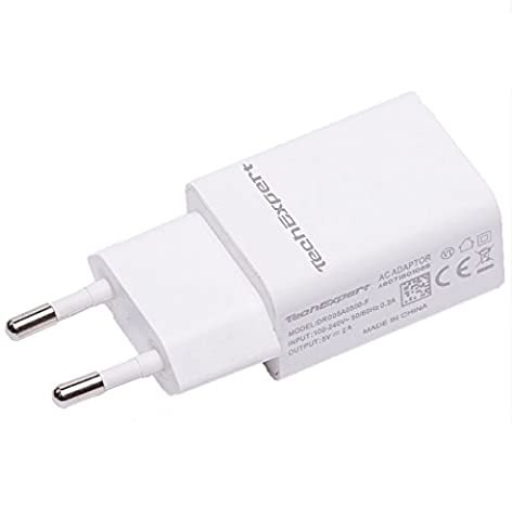 Chargeur Iphone 5 Certifie - Chargeur secteur vers USB blanc 5V 2A