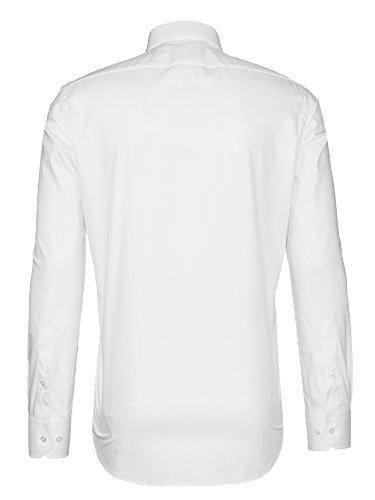 Hemd Enzo für Herren, 50327680 Weiß (100)