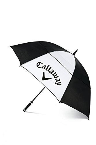 Callaway 60 Inch Double Canopy Clean Logo Umbrella