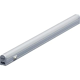 LED Unterbauleuchte  27.5cm   warmweiß   LED Lichtleiste 4W   extrem hell -285 Lumen   bis 12 Meter nahtlos erweiterbar   geeignete Lampe für die Küche, hinter Möbel, im Werkraum