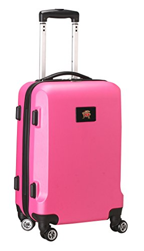 ncaa-maryland-terrapins-carry-on-hardcase-spinner-pink