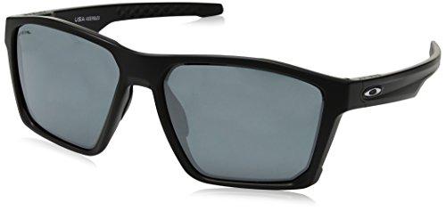 Oakley Herren Targetline 939702 Sonnenbrille, Braun (Matte Black), 58