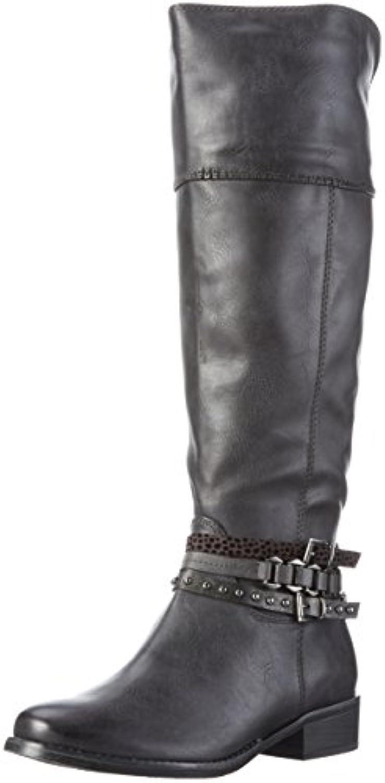 Marco Tozzi Damen 25501 Langschaft Stiefel 2018 Letztes Modell  Mode Schuhe Billig Online-Verkauf