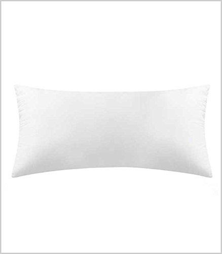 VALESA ForenTex - Fasergefülltes Kissen (0332) 70 x 40 cm Sehr weich, nicht verformbar, antiallergisch, hergestellt aus silikonisierter Virgin Hollow Fiber.  Günstig, sparsam.