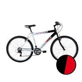 VERTEK BICICLETA REIKO PARA HOMBRE 2618VELOCIDAD ROJO/NEGRO (MTB)/BICYCLE REIKO FOR MAN 2618SPEED RED/WHITE (MTB)