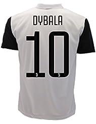 Maglia Dybala 2018 Juventus Numero 10 Ufficiale stagione 2017/2018 Replica Autorizzata Paulo Dybala dieci Juve (10 anni)