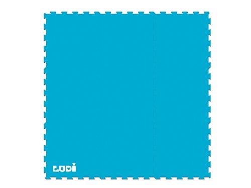 Ludi - 90007 - Tapis Sport Et Loisirs - Sport - Tapis de sol en mousse
