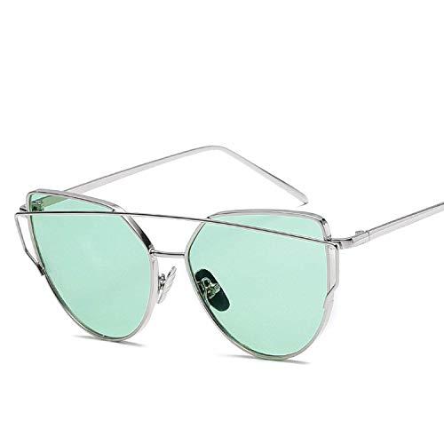 WERERT Sportbrille Sonnenbrillen Sunglasses Women Sun Glasses Lady Mirror Sun Gasses Men Glasses Female Vintage Glassesuv400