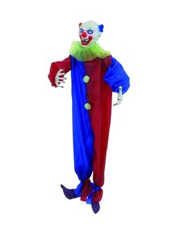 EUROPALMS Halloween-Figur, Clown HC-85, 92cm