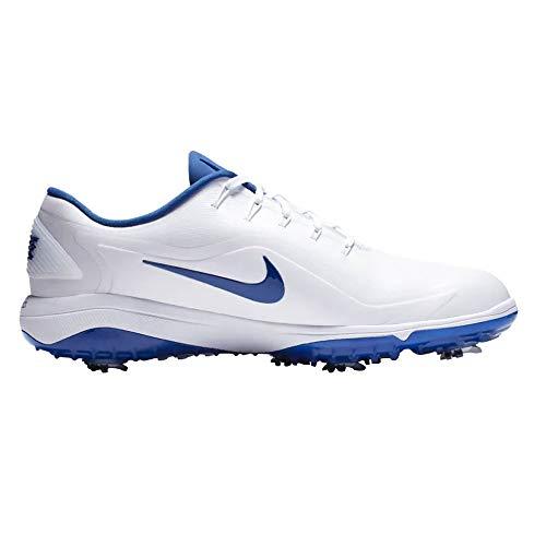 Nike React Vapor 2 Golf Shoes 2019 White/Indigo Force/White...