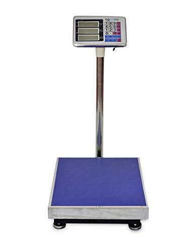 Bilancia piattaforma portatile veterinaria 92 x 56 cm
