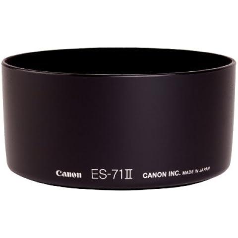 Canon ES-71II - Parasol para objetivos EF 50mm f/1.4 USM, negro