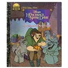 Disney's the Hunchback of Notre Dame: Quasimodo's New Friend (Little Golden Book) by Justine Korman (1996-05-01)