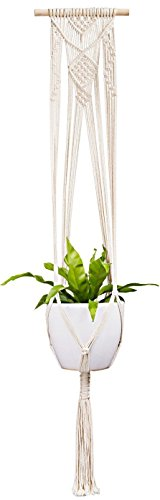 Mkouo Plant Hanger Macrame Plant Pot Holder