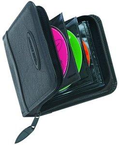 CD Ordner aus Koskin fuer 32 CDs oder 16 CDs mit Booklet Koskin Dvd Wallet