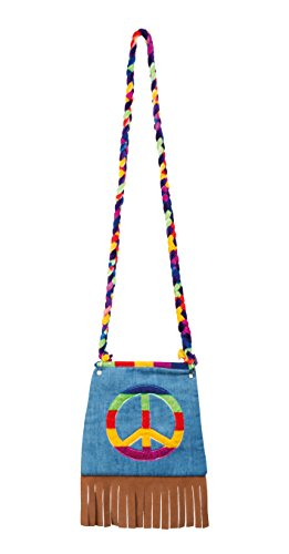 Boland 44519 - Handtasche Peace (Billig Fancy Shops Dress)