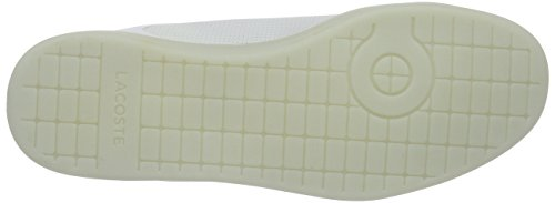 Lacoste Endliner 416 1, Sneakers basses homme Weiß (Wht 001)