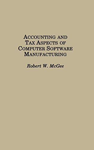 Accounting and Tax Aspects of Co...