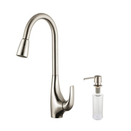 kraus-kpf-1621-ksd-30ss-single-lever-pull-down-kitchen-faucet-stainless-steel-finish-and-soap-dispen