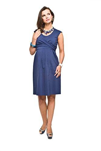 2in1 Elegantes und Bequemes Umstandskleid/Stillkleid, Modell: Zurina
