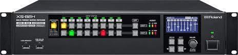 XS-82H - 8-in x 2-out Multi-Format AV Matrix Switcher Av Matrix Switcher