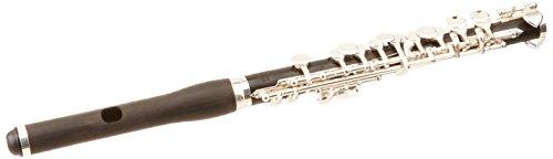 Roy Benson Piccolo Flöte PC-602 Grenadill, inkl. Holzetui mit Tasche