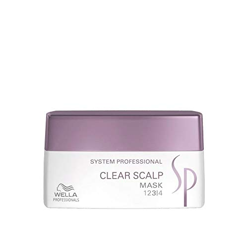 Wella System Professional - Maschera Wella Clear Scalp - Linea Sp Clear Scalp - 200ml