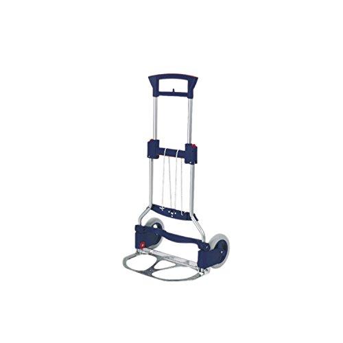 RuXXac-Alu-Klapprodel Modell BUSINESS | Sackkarren | Sackrodel | 125 kg Tragkraft | kl.Schaufel