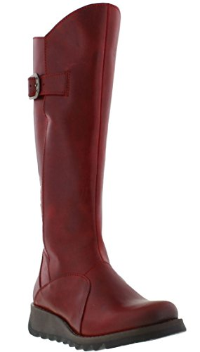 FLY London Mol 2, Bottes femme red