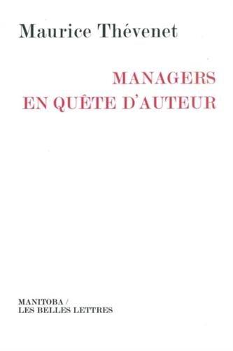 Manager en quête