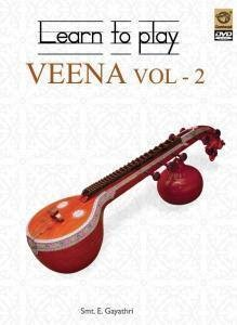 Geethaanjali (Super Video Madras) Learn to Play Veena - Vol. 2