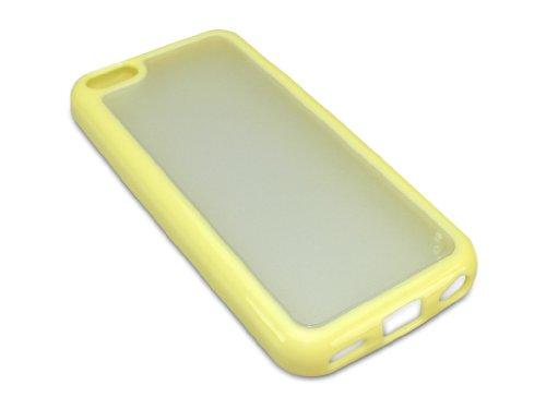 Sandberg Coque pour iPhone 5C jaune