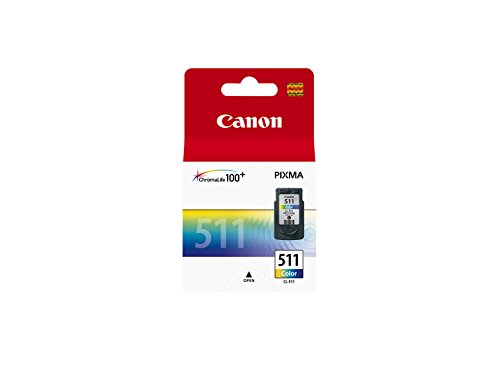 canon-cl-511-pixma-mp260-inkjet-getto-dinchiostro-cartuccia-originale