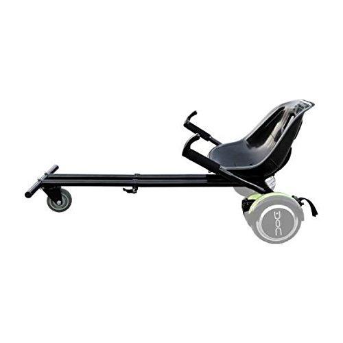 Nilox Doc Kart, Zubehör für Hoverboard, schwarz