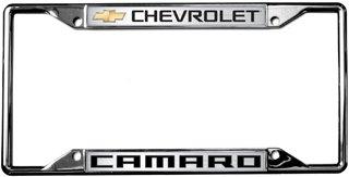 Chevrolet Camaro Nummernschild Rahmen