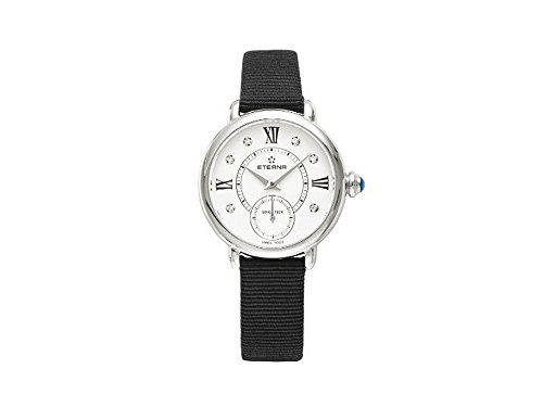 Eterna Lady Eterna Quartz Watch, R 6004D, 28mm, 5atm, Diamonds, 2802.41.66.1399