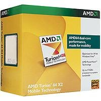 AMD Turion 64 X2 Mobile TL-56 Prozessor Turion 64
