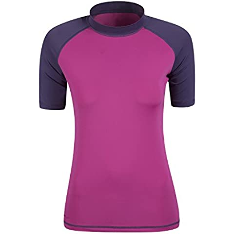 Mountain Warehouse Chaleco UV Rash para mujer