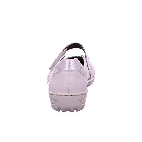 Chaussures de granit GmbH NV - 05°weiss/silber