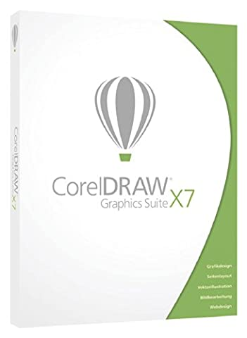 CorelDRAW Graphics Suite X7 Upgrade