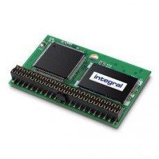 Integral IDE 44 Pin Horizontal - 16GB Flash Module (MLC) -