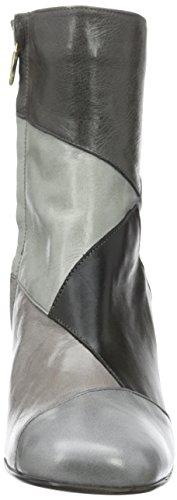 Noe Antwerp - Natrien, Stivali bassi con imbottitura leggera Donna Multicolore (Mehrfarbig (Nero Multi))