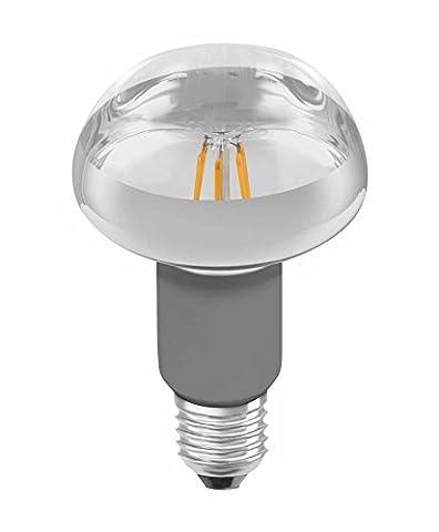 R80 E27 Ampoule Led - OSRAM Spot LED Filament R80, Culot E27,